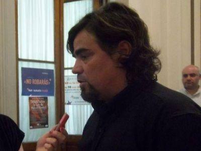 """Pablo Crisóstomo, sobre el ataque al local: """"Entendemos que es un mensaje político"""""""