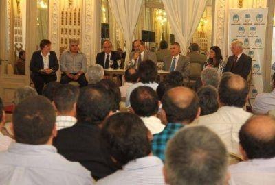 El Gobernador y delegados Comunales proyectan la IIª etapa del Plan Más Cerca