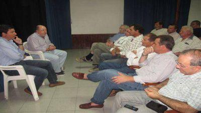 Acuerdos en Gualeguay del bustimassismo