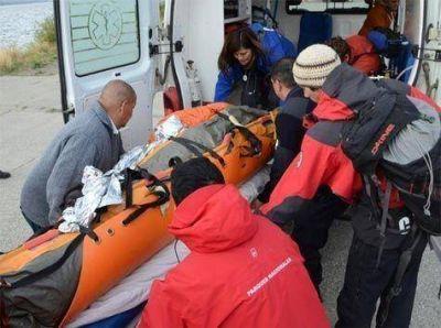 Rescatan a un turista de Cañuelas en Bariloche