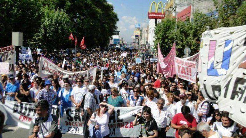 En épocas de ajuste, la izquierda gana lugar en el sindicalismo