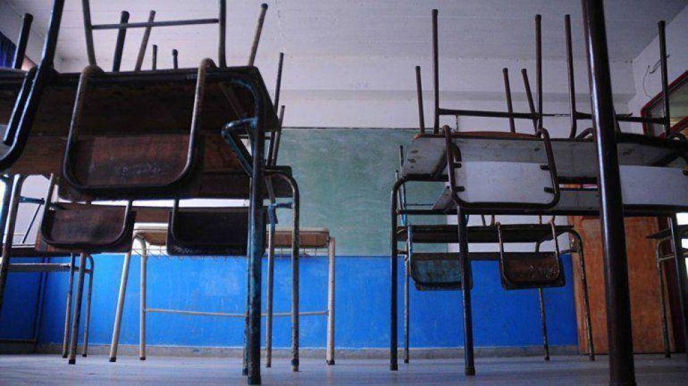 Todavía hay conflictos en ocho provincias y los docentes podrían empezar a cortar rutas