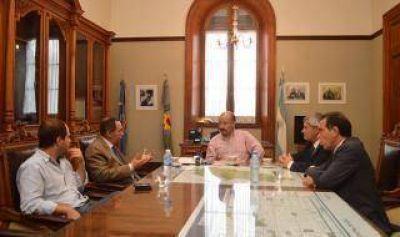 Abrirán sucursal de banco Credicoop en Azul
