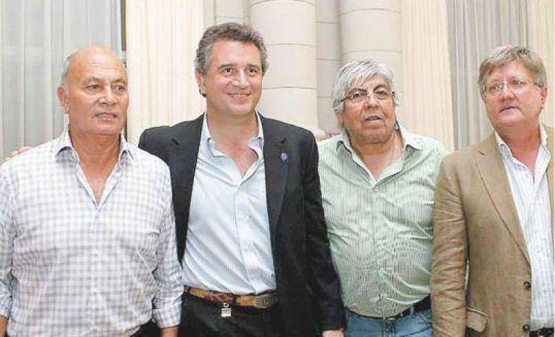 La Rural respaldó el paro de Hugo Moyano