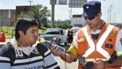 """Polémica por la adhesión a la """"tolerancia cero"""" en alcoholemia"""