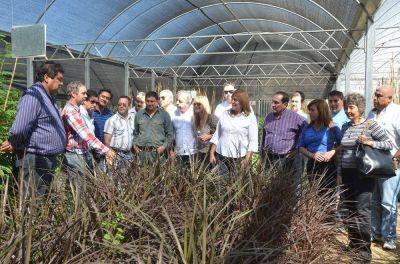Diputados visitaron el centro de Biotecnolog�a Biovida
