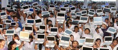 Parte de las netbooks del programa conectar igualdad, se ensamblar�n en La Rioja