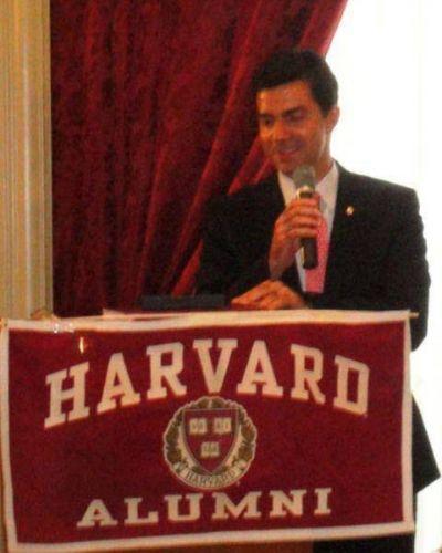 La gira de Urtubey en EE.UU. continuó en Harvard
