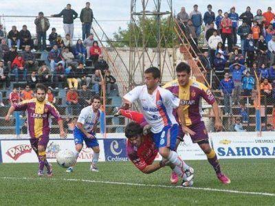 Argentino B: Tiro perdió la posibilidad de llegar a la punta