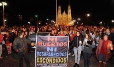 Temporal en La Plata: Marcha y actividades a un año de la trágica inundación