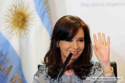 La Presidenta anunció un plan de 2.000 millones de pesos para prevenir y tratar adicciones