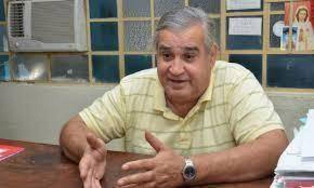 Toloza insatisfecho con el anuncio de aumento salarial