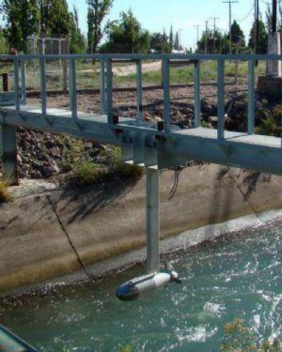 Miniturbinas para generar energ�a en cauces de riego