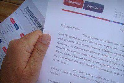 Nuevo aumento de Cablevisión: A partir de Mayo el abono costará $ 312