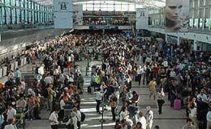 El turismo disminuy� 6% en abril