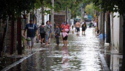 Vecinos de Saavedra marcharán a un año de las inundaciones