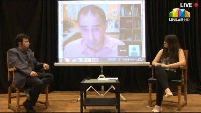 En teleconferencia con España, debatieron sobre la actualidad del periodismo digital
