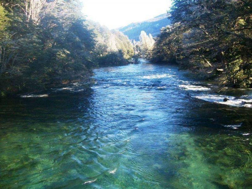 Chubut y Río Negro trabajan en el manejo y conservación de recursos hídricos compartidos