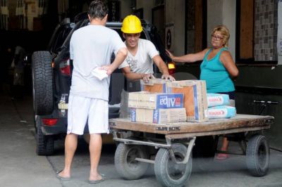 Quieren Precios Cuidados para materiales de la construcci�n