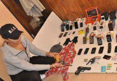 Robo en Sarmiento: Caen tres miembros de una banda de asaltantes