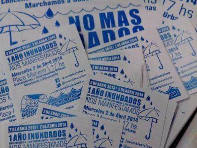 La Plata recuerda a las víctimas de la tragedia del 2 de abril con diferentes actividades