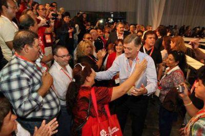 Socialistas bolivarenses participaron del Congreso Nacional del Partido Socialista