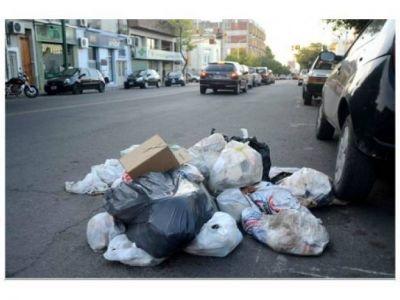 La recolección de residuos en Paraná se retomará el miércoles a la noche