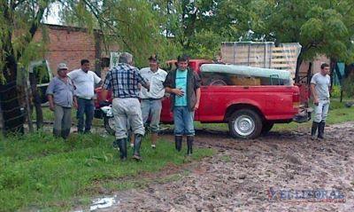 De mantenerse el buen tiempo comenzaría el retorno de los evacuados a sus hogares