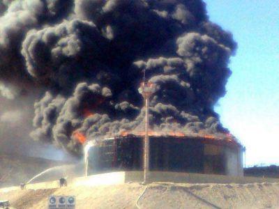 YPF fue emplazada a revelar las causas que provocaron el incendio en la planta de Divisadero