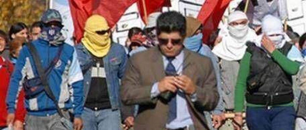 Procesaron a nueve militantes pro-Palestina por el ataque a la comunidad judía en el microcentro porteño