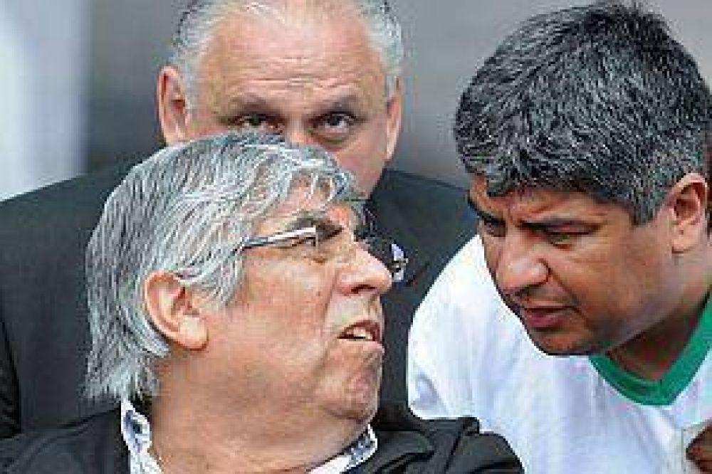 Pablo Moyano comparó la huelga del 10A con los paros contra Menem y De la Rúa