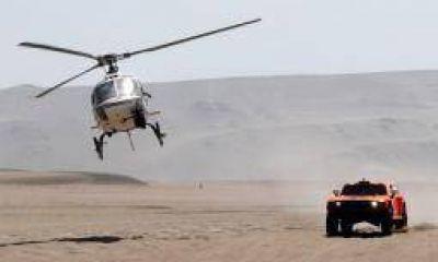 El Dakar pasar� por territorio riojano tambi�n en el 2015
