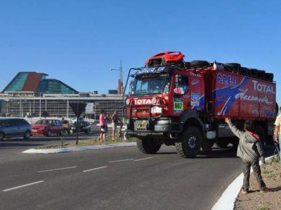 San Luis será tramo de carrera en el Dakar 2015