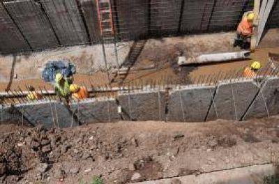 Se instalarán nuevas redes cloacales en el barrio Tres Cerritos