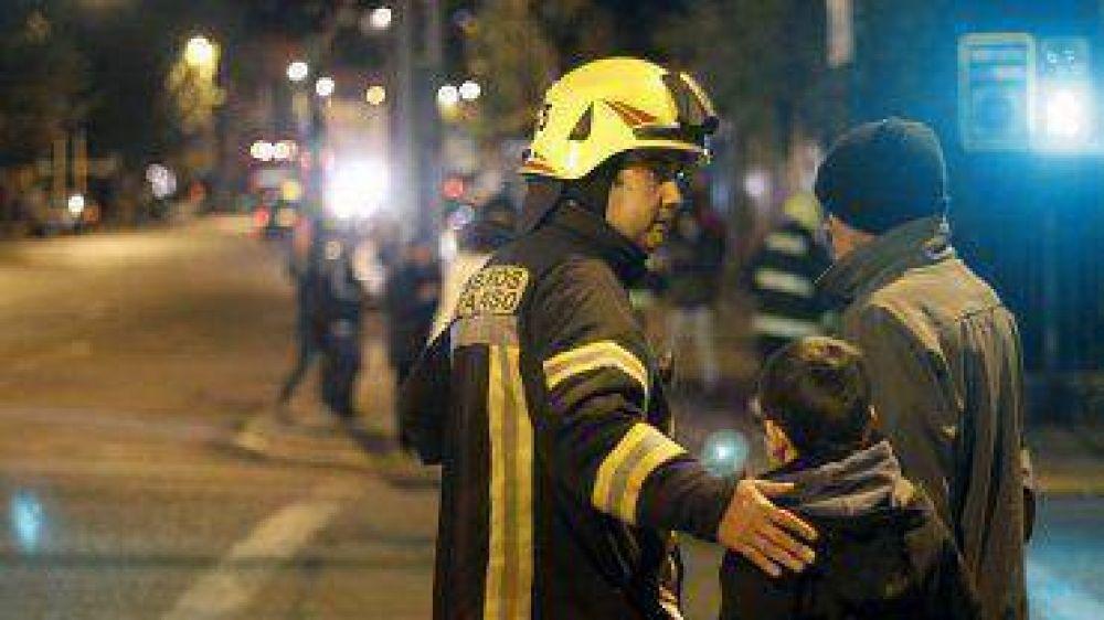 """Terremoto en Chile: """"Esperamos un sismo más fuerte en esta área"""""""