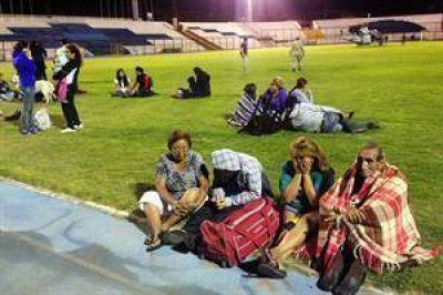 Son seis los muertos por el terremoto en Chile y hay 900.000 evacuados