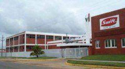 Empresarios interesados en el Frigor�fico San Jos�