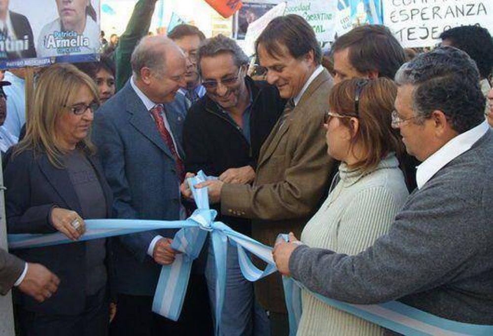 Nuevo Centro de Salud y salón de usos múltiples en Alto Comedero