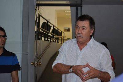 """Dardo Pereira: """"Ahora, cada vez que llueve la gente reza"""""""
