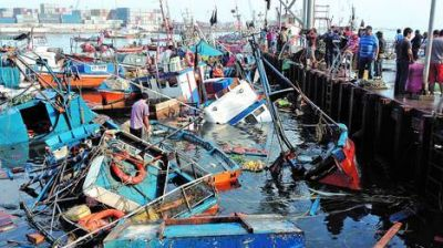 Chile: cesó el alerta de tsunami y hubo dos fuertes réplicas