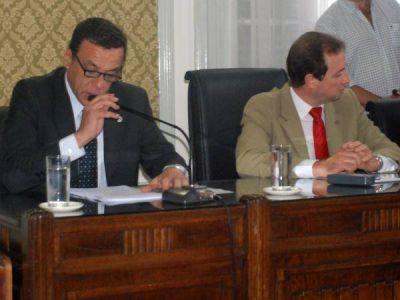 Se inauguran las Sesiones Ordinarias del Concejo con la palabra del Intendente