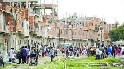 El macrismo busca impulsar la urbanizaci�n en la Villa 20