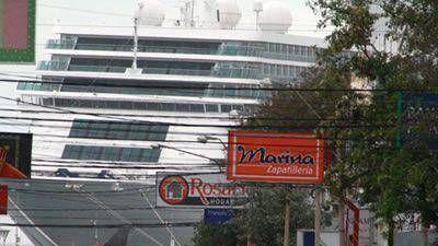 La temporada de cruceros terminó en silencio con la cancelación del último arribo