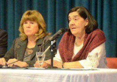 El MPN respaldará la continuidad de Teresa Vega al frente de la UNCo