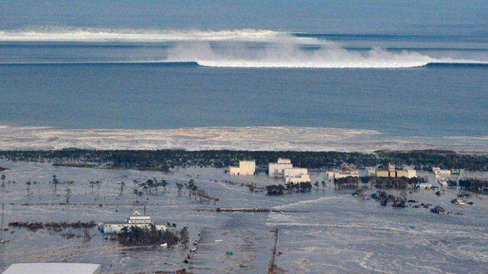 Japón tuvo un tsunami de 60 cm a causa del terremoto en Chile