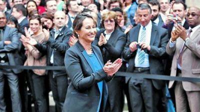 Nuevo gabinete francés: la ex mujer de Hollande se sumó al gobierno