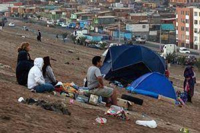 En Chile, la previsión y las lecciones de 2010 evitaron un desastre