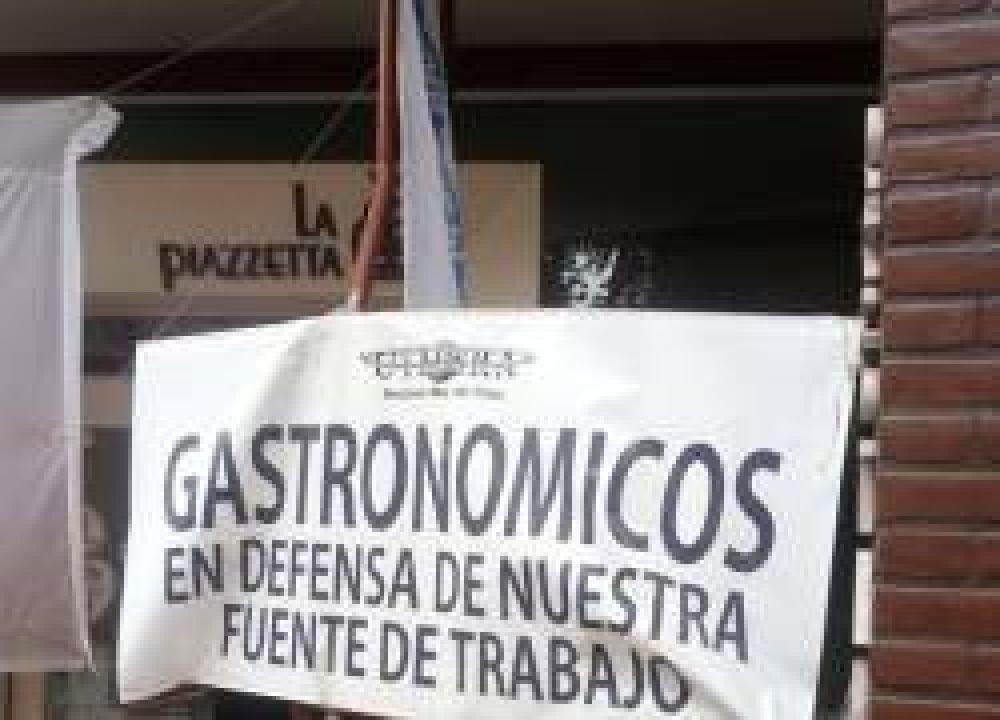 """""""Logramos indemnizaciones razonables con los trabajadores de La Piazzetta"""""""