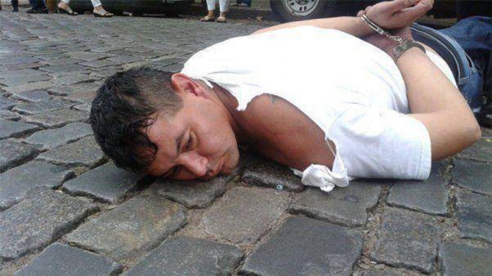 """El juez Cubas justificó la liberación del ladrón que """"salvó"""" Gerardo Romano"""