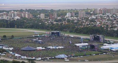 130.000 personas en el festival Lollapalooza en San Isidro